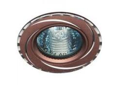Светильник встраиваемый Feron GS-M361 потолочный MR16 G5.3 коричневый