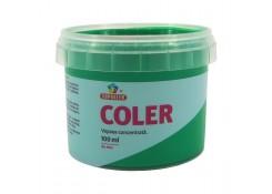 Концентрированная краска Coler №114 Зеленый 100мл