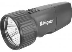 Фонарь Навигатор LED NPT-CP02-ACCU 5LED, прямая зар-ка