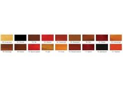 ЛАК цветной глянцевый Premium Lazur 350 C красное дерево COLORIKS