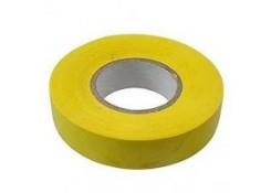 Изолента 15*20 ПВХ желтая