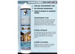 Клей и изоляция Mamut Seal Universal, 290 мл Прозрачный