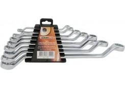 Ключи накидные 6-22мм набор 8шт SomaFix