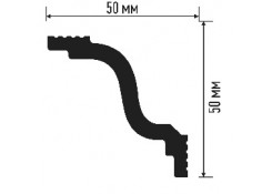 Багет Plintex V50/50-2м