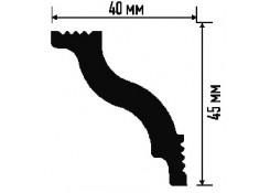 Багет Plintex D40/45-2м