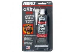 Серый герметик ABRО Gasket Maker 999 Grey 85gr