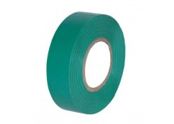 Изолента ПВХ 15*20 зеленый цвет TDM