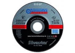 Диск отрезной по металлу 150x2.0x22.23 Silverstar Sonnenflex