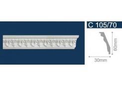 Багет декоротивный Plintex С105/70-2м
