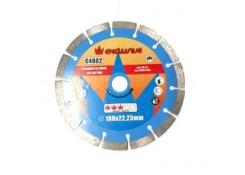 Сегментированный алмазный диск 180x22.23 Corona C4802