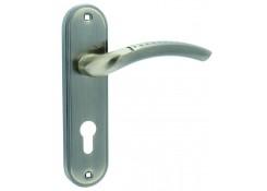 Ручка дверная под сердцевину Бронза EADER 2055 AB