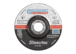 Диск отрезной по металлу 115x1.6x22.23 Silverstar Sonnenflex