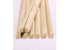 Штапик деревянный 1.5м