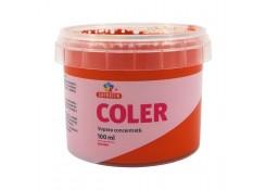 Концентрированная краска Coler №107 Манго 100мл