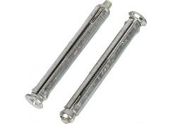 Анкер стальной для крепления дверных и оконных коробок KOS 10x72