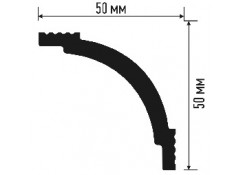 Багет Plintex U50/50-2м