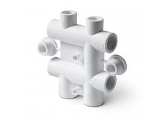 Распределительный блок для систем водоснабжения (PP-R) 25*20