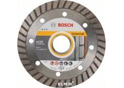 Диск отрезной Bosch Professional for Universal Turbo 115x22,23 мм