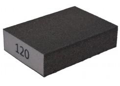 Губка для шлифования GR 120 100x70x25мм
