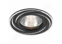 Светильник потолочный GS-M361BK MR16 50W G5.3 черный Feron