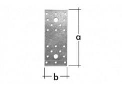 Пластина соединительная 140х55х2,5