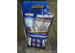 Затирка для швов Polimin Fuga 2 кг серый