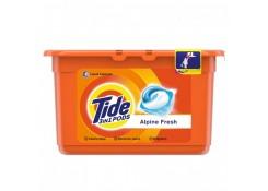 Tide 3in1 Pods Alpine Fresh универсальное капсульное моющее средство 12 шт