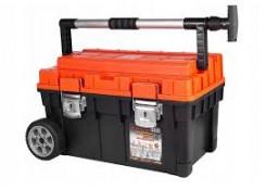 Ящик для инструментов на колесах 25 с ручкой Corona C1396