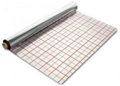 Подложка для теплого пола  1.2x25 м