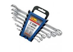 Набор рожково-накидных ключей 6-17 мм C7340 6 шт, Corona