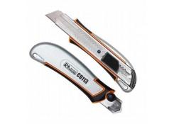 Алюминевый обойный нож 25мм CORONA C9113
