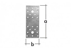 Пластина соединительная 100х35х2,5