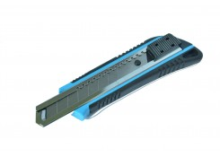 Нож обойный Corona C9100 18 мм прорезиненный