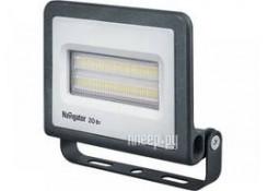 Светодиодный прожектор 30W 6500K NAVIGATOR