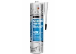 Профессиональный санитарный силикон белый FARBIS 280мл