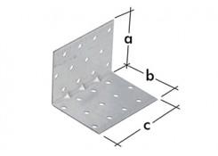 Уголок монтажный, равносторонний  40х40х80