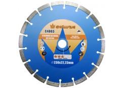 Сегментированный алмазный диск 230x22.23 Corona C4803