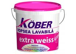 Интерьерные моющиеся краски Extra Weiss 4л