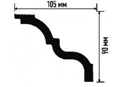 Багет Plintex T 105/90-2м