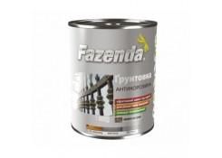 Грунтовка Fazenda ГФ-021 красно-коричневая 0,9 кг