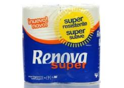 Ренова Супер Туалетная бумага