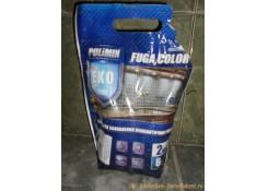 Затирка для швов Polimin Fuga 2 кг белый