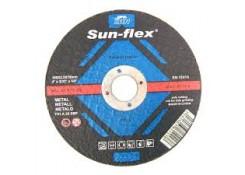 Диск отрезной по металлу 125x3x22.2 Sun-flex