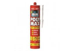 Монтажный клей Bison Poly Max Express белый 425 г